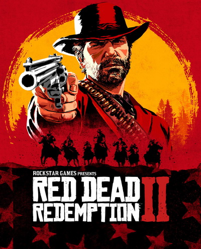 Red Dead Redemption 2 (2018) постер