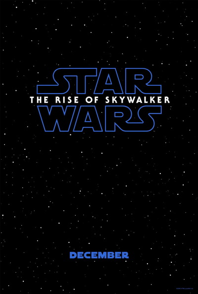 Звездные войны 9 (2019) постер