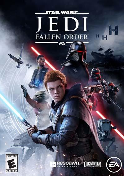 Star Wars Jedi: Fallen Order (2019) постер