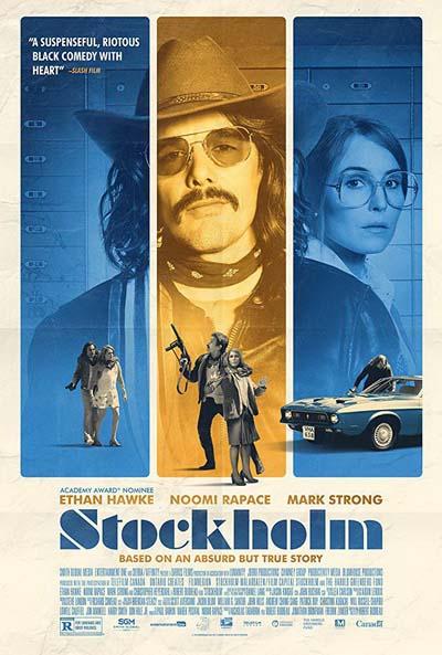 Однажды в Стокгольме (2019) постер