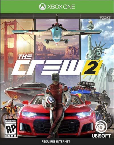 The Crew 2 (2018) постер