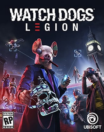 Watch Dogs Legion (2020) постер