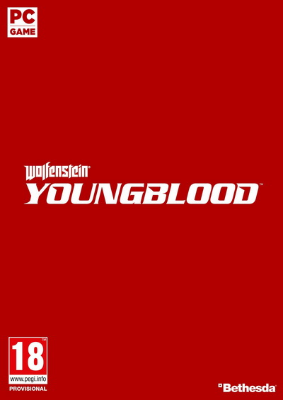 Wolfenstein: Youngblood (2019) постер