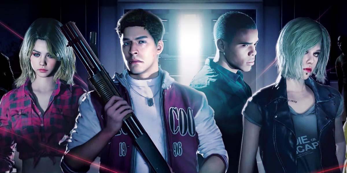 """Игра """"Resident Evil 3 Nemesis Remake"""" (2020) Постер"""