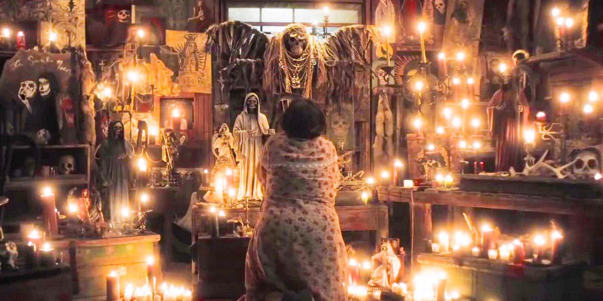 """Сериал """"Страшные сказки: Город ангелов"""" (2020, 1-й сезон)"""
