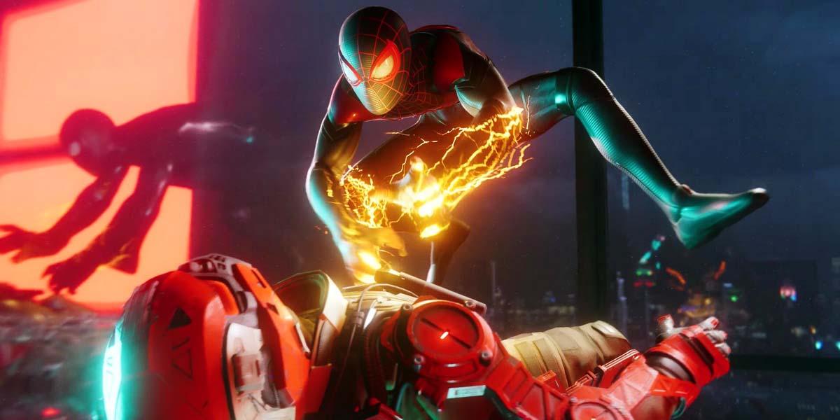 """Игра """"Marvel's Spider-Man: Miles Morales"""" ( 2020)"""
