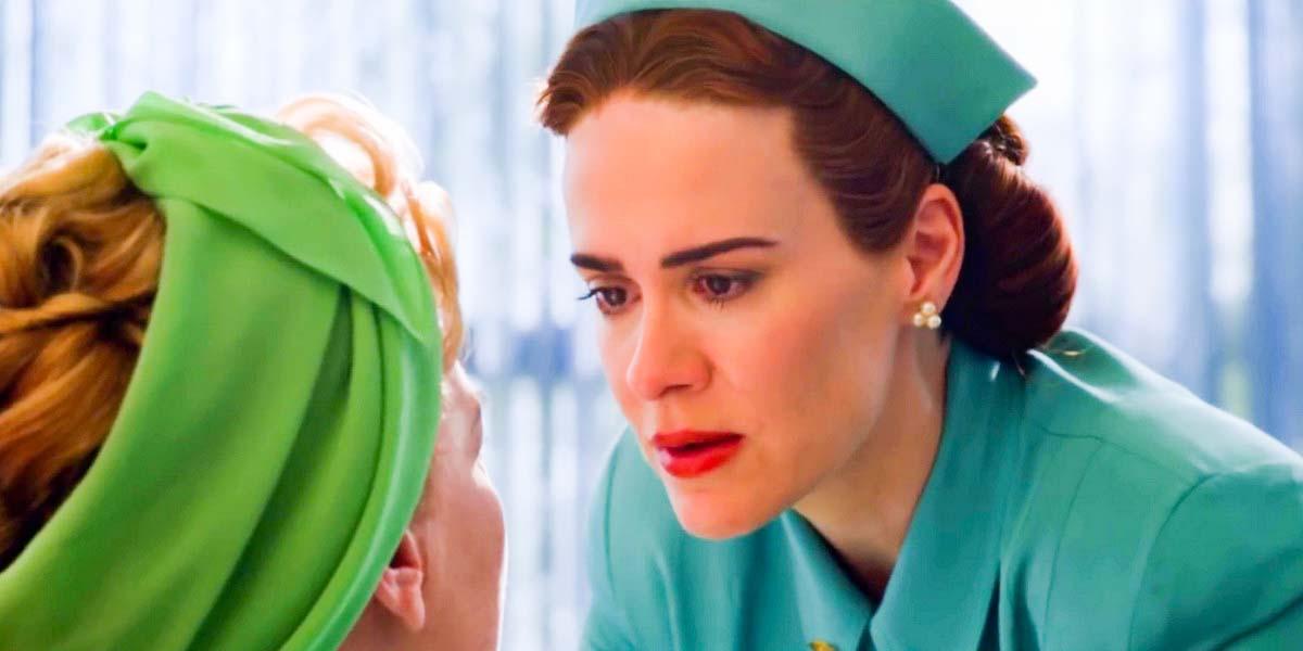 """Сериал """"Сестра Рэтчед"""" (2020, 1-й сезон)"""