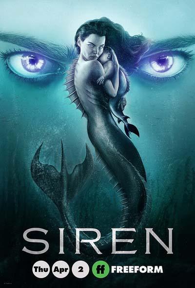 Сирена (2020) постер