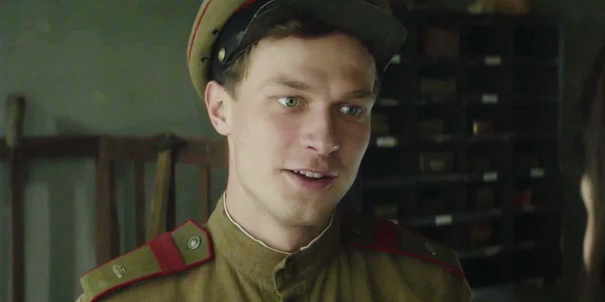 """Фильм """"Калашников"""" (2019) Постер"""