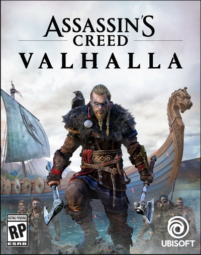 Assassin's Creed: Valhalla (2020) постер