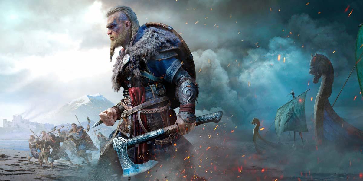"""Игра """"Assassin's Creed: Valhalla"""" (2020) Обои Скриншоты Постеры"""