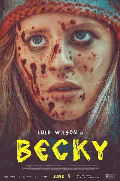 Бекки (2020) постер