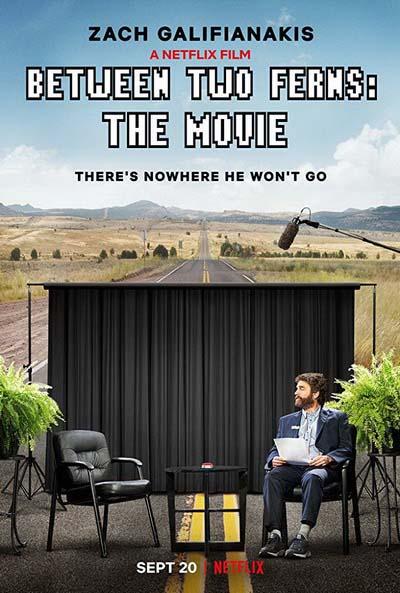 Между двумя папоротниками: Фильм (2019) постер