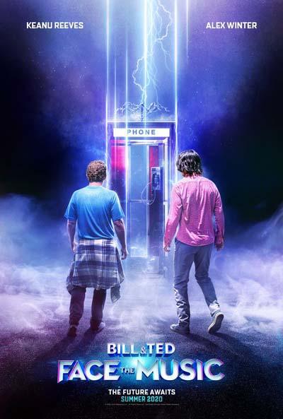 Билл и Тед (2020) постер