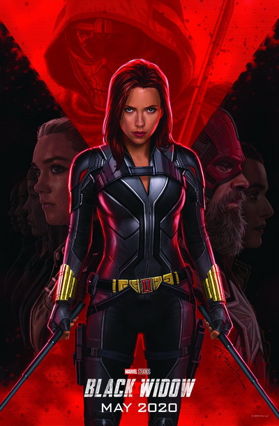 Чёрная Вдова (2020) постер