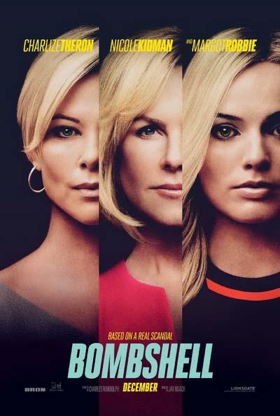 Скандал (2019) постер