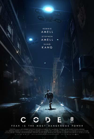 Код 8 (2019) постер