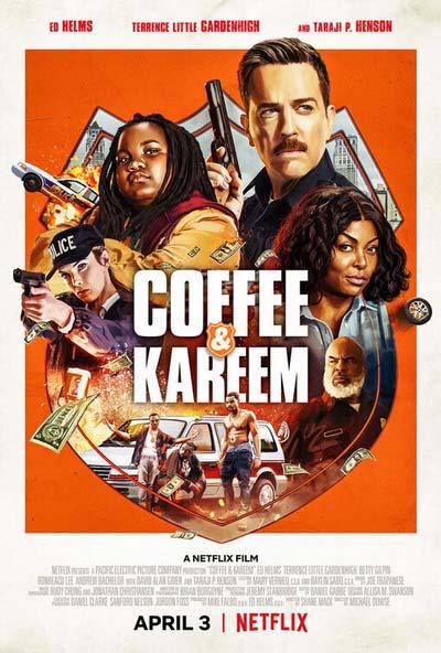 Коффи и Карим (2020) постер