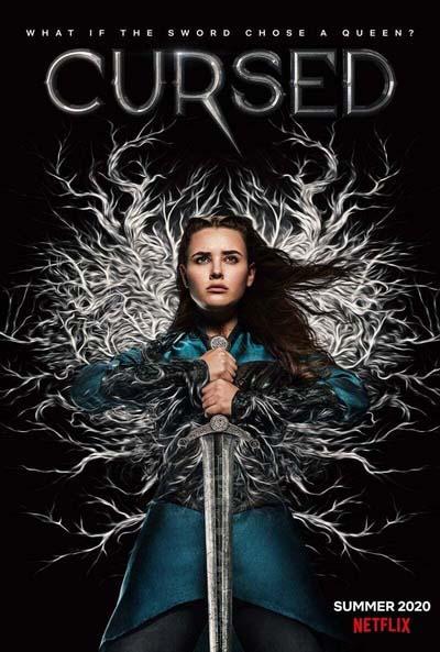 Проклятая (2020) постер