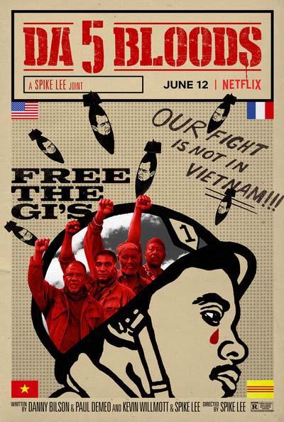 Пятеро одной крови (2020) постер