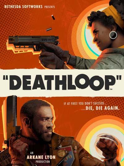 DEATHLOOP (2021) постер