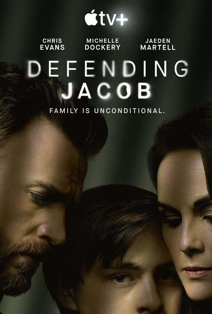 Защищая Джейкоба (2020) постер