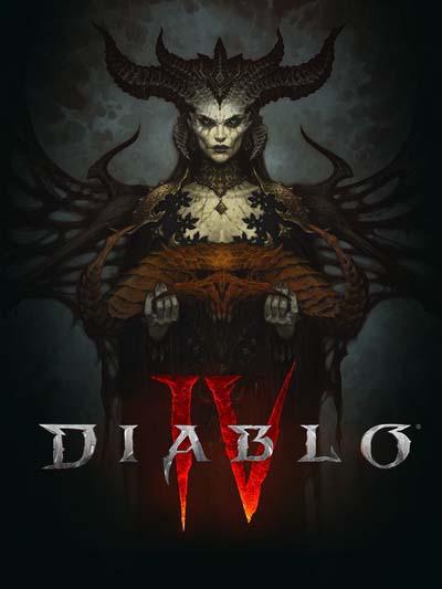 Diablo IV (2021) постер
