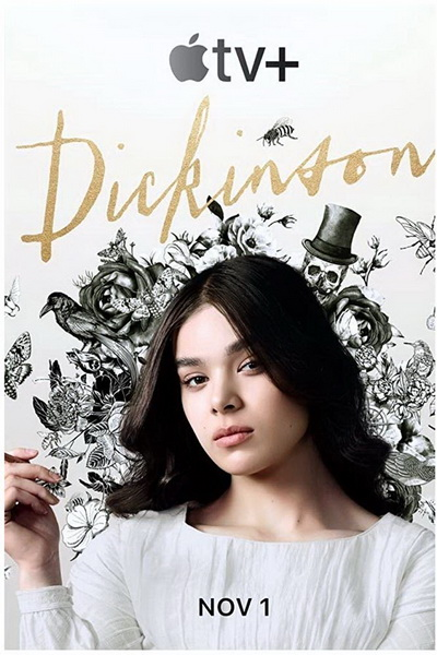 Дикинсон (2019) постер