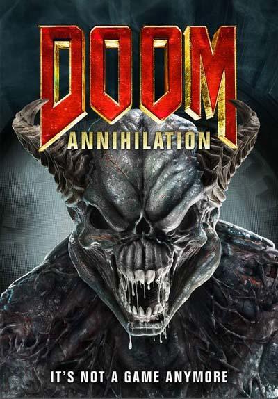 Doom: Аннигиляция (2019) постер