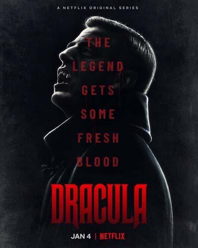 Дракула (2020) постер