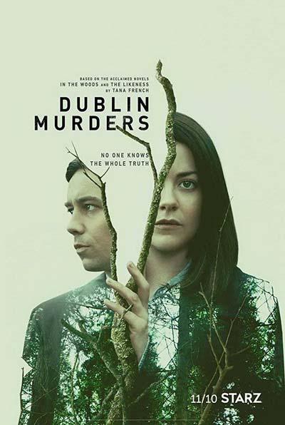 Дублинские убийства (2019) постер