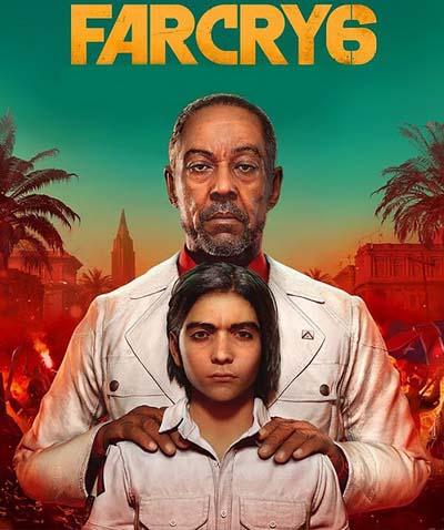 Far Cry 6 (2021) постер