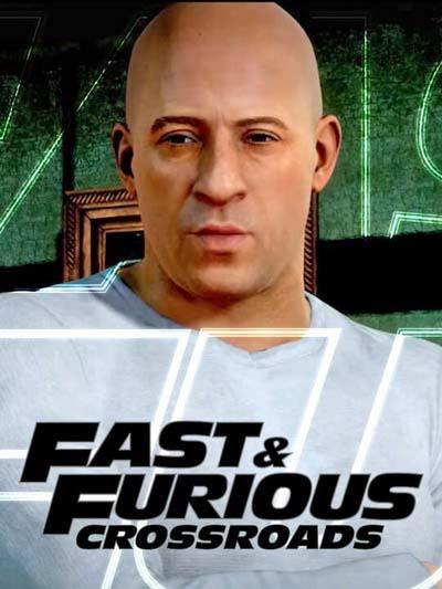 Fast & Furious: Crossroads (2020) постер