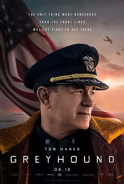 Грейхаунд (2020) постер