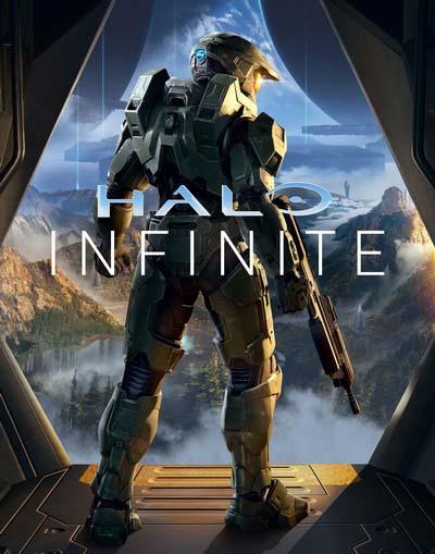 Halo Infinite (2021) постер