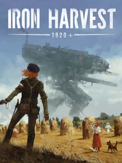 Iron Harvest (2020) постер