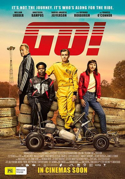 Картинг (2020) постер