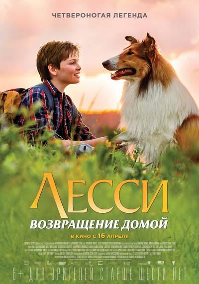 Лесси. Возвращение домой (2020) постер