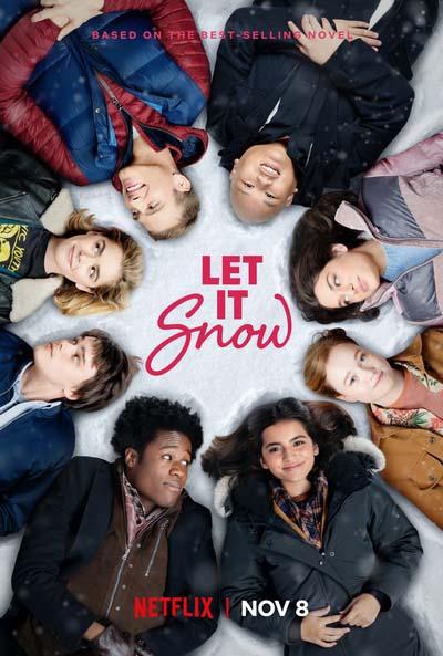 Пусть идёт снег (2019) постер