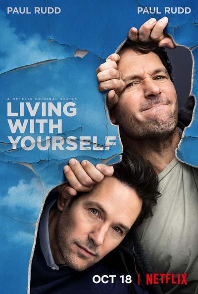 Жизнь с самим собой (2019) постер