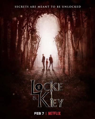 Ключи Локков (2020) постер