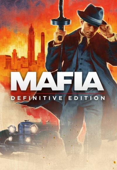 Mafia: Definitive Edition (2020) постер