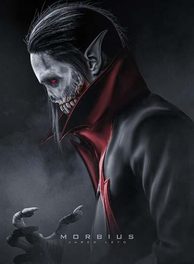 Морбиус (2021) постер