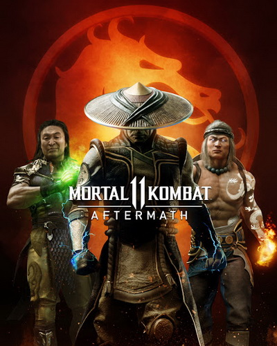 Mortal Kombat 11: Aftermath (2020) постер
