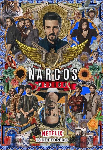 Нарко: Мексика (2020) постер