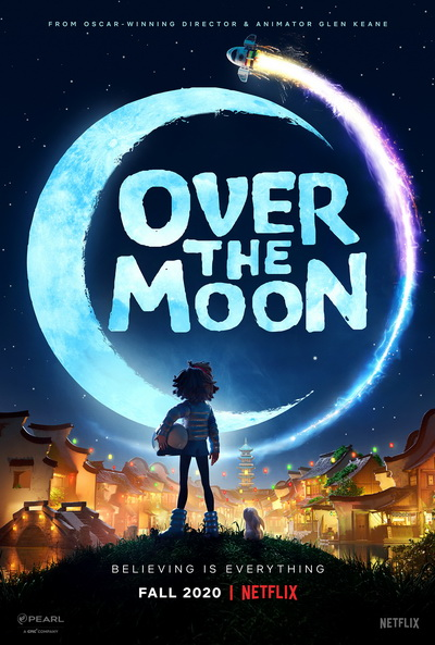 Путешествие на Луну (2020) постер