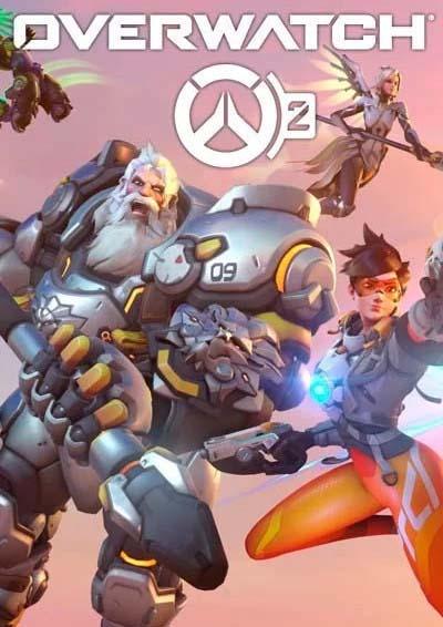 Overwatch 2 (2021) постер