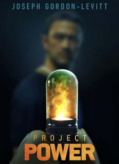 Проект Power (2020) постер