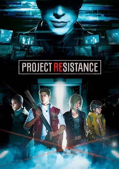 Project Resistance (2020) постер