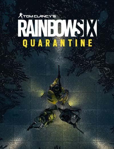 Rainbow Six: Quarantine (2021) постер